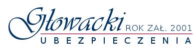 Ubezpieczenia Głowacki